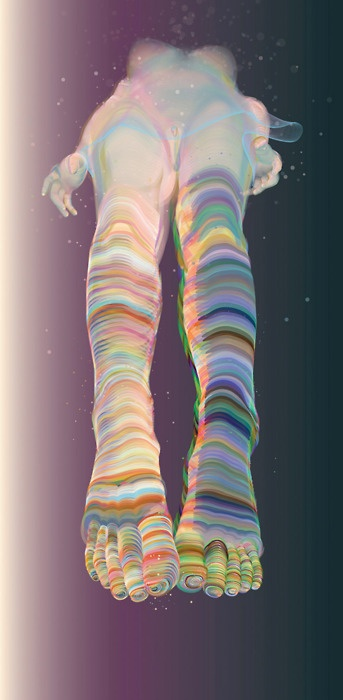 soft + soul + psychadelic + space = sweet