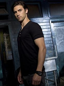 Peter Petrelli from Heroes