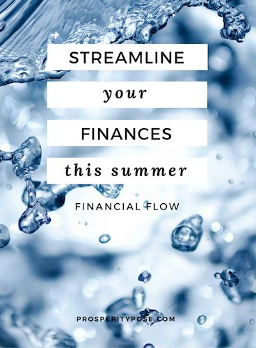 How to streamline your financial life by automating, optimising and consolidating where it counts…