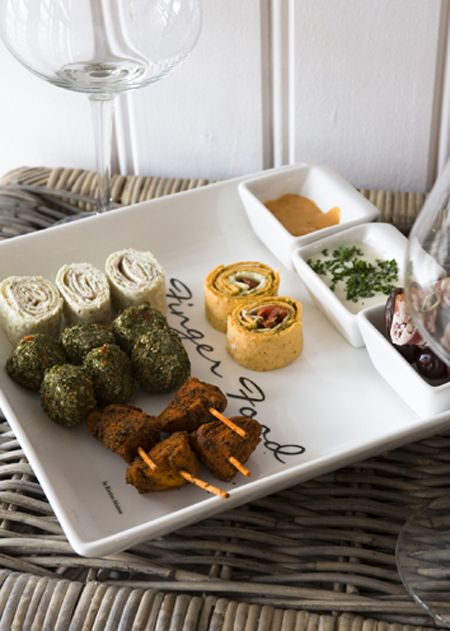 Finger Food Set - Riviera Maison