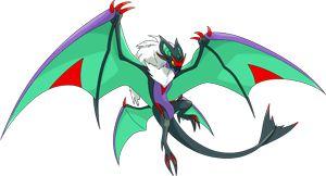 Pokémon Shiny-Mega-Noivern, Id: 10715, Class: Mega-S - PokemonPets, Free Online Pokémon MMO RPG Browser Game