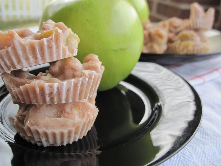 21DSD Green Apple and Coconut 2-Bite Treats