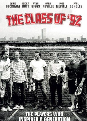 Six United greats promote The Class of '92 film