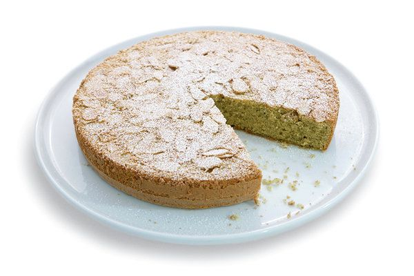 Chamomile-and-Almond Cake Recipe - NYT Cooking