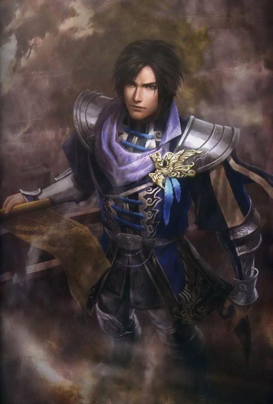 Dynasty Warriors 8 ~ Cao Pi (Good Evolution ♥)