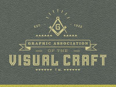 The Graphic Association of the Visual Craft