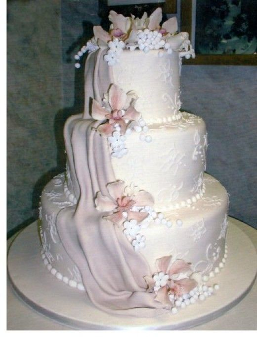 Syrian Wedding Cake
