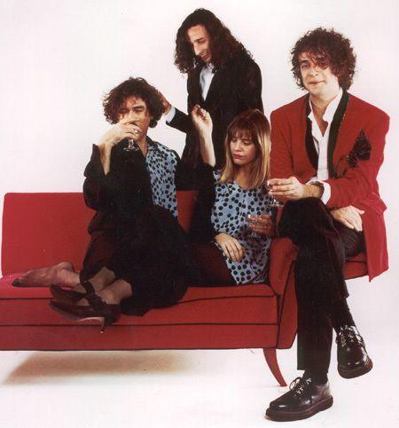 Charly Garcia, Fito Páez, Fabiana Cantilo, Gustavo Cerati, rock argentino.