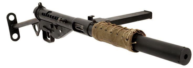 Sten MkIIs - Good idea for an NFA-legal build (using a ...