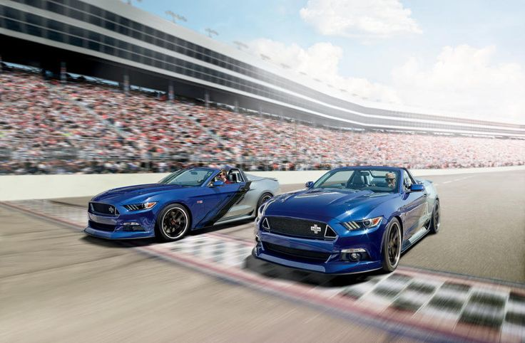 Ford Mustang Convertible Neiman Marcus Limited Edition