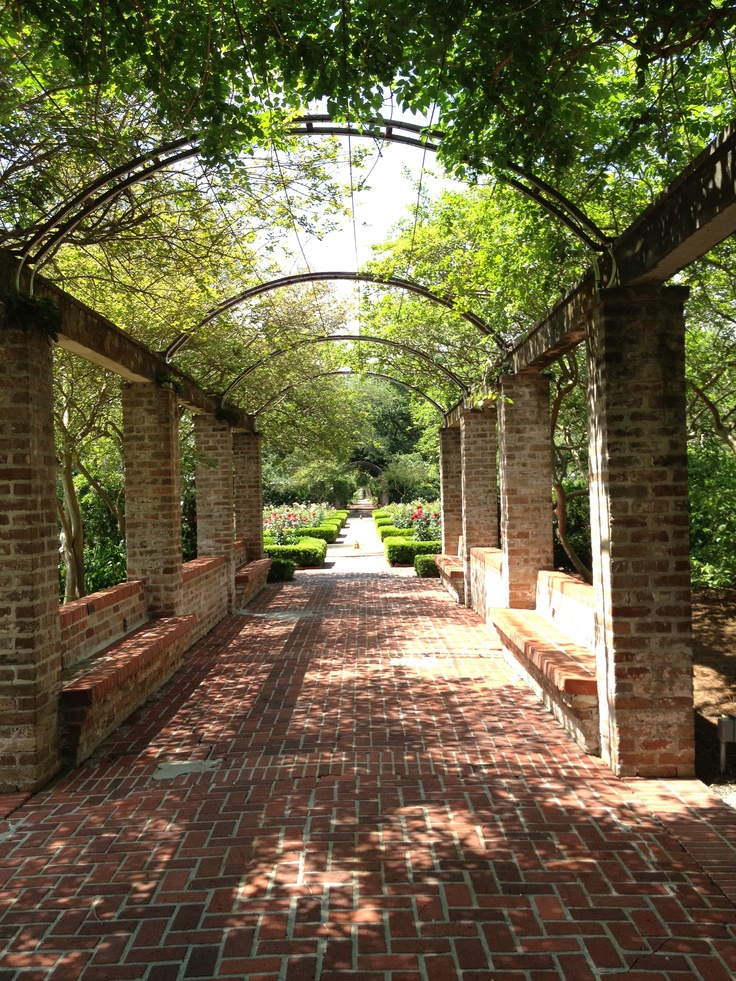 Nice The New Orleans Botanical Garden has its roots in the Great Depression as a project of