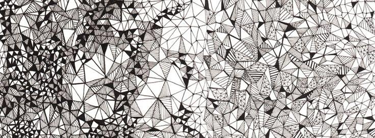 pattern design sketch by kriszti balla #patterndesign #pattern #sketch #krisztiballa #blacklistdesign #bw #mesh #bodyconcollection