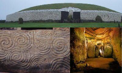 Si an Bhru (UNESCO World Heritage Site) - Newgrange, Ireland