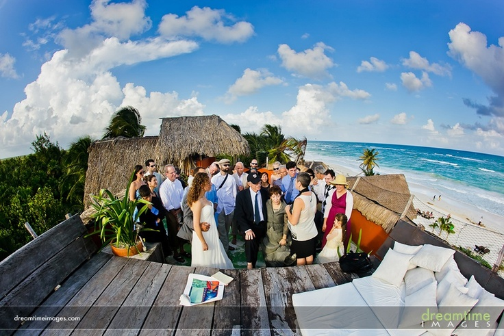 Tulum, Mexico, one of the world's best places for a destination wedding. WEDDING PHOTOGRAPHERS TULUM   Mexico Weddings   Jaime & Ben