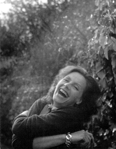 Garbo Laughs...Greta Garbo by Cecil Beaton, Such a natural, unguarded moment.