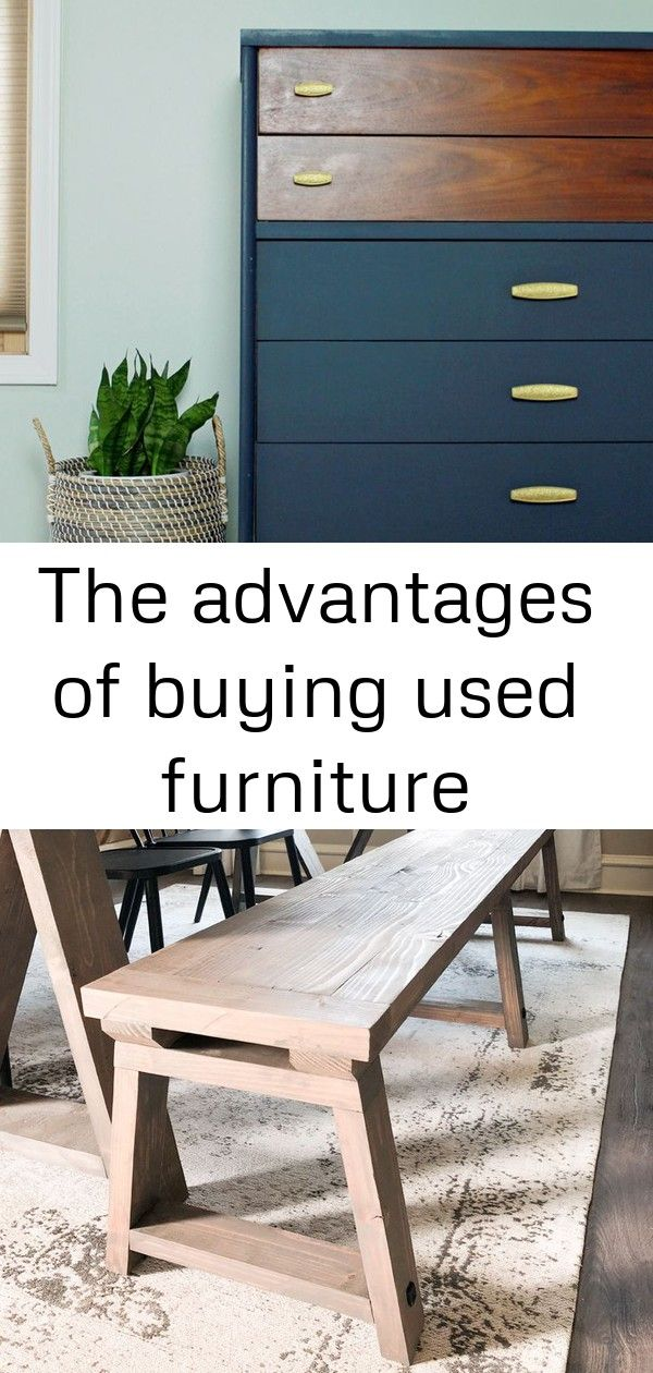 The Advantages Of Buying Used Furniture My Breezy Room Build This Diy Fancy V Dining Table With Only 9 2 Buy Used Furniture Furniture Craft Storage Furniture