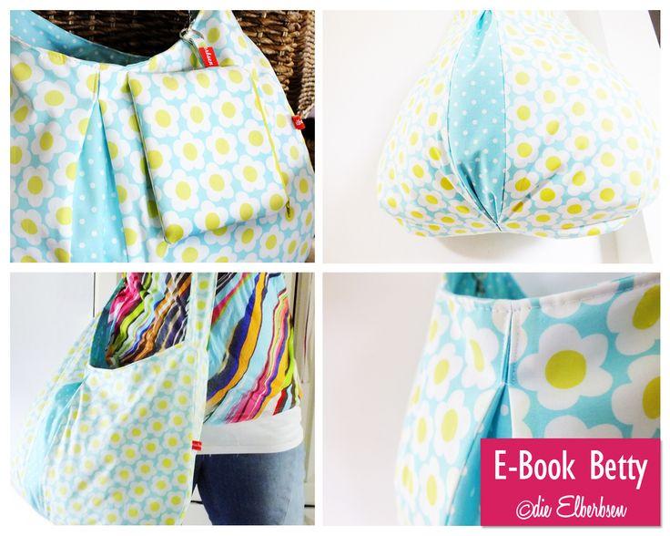 12 besten E-Book Betty - Sewing Pattern by Die Elberbsen Bilder auf ...
