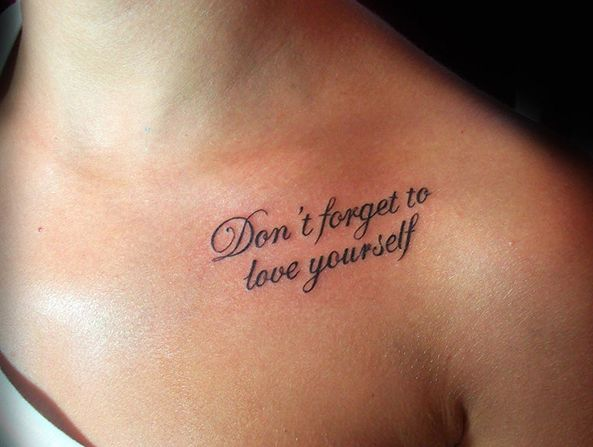 inspirational words for tattoos