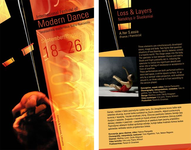 21 best brochure stuff images on Pinterest Brochures, Dance - studio brochure