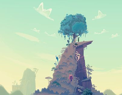 """Check out new work on my @Behance portfolio: """"CARTOON BACKGROUNDS"""" http://be.net/gallery/31516629/CARTOON-BACKGROUNDS"""