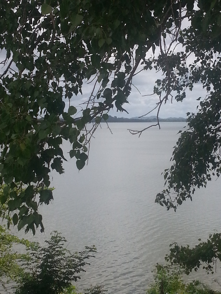 View from Kalaweva bund.