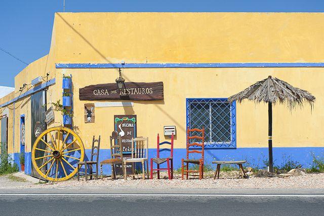 Quatrim do Sul, Moncarapacho, Algarve, Portugal