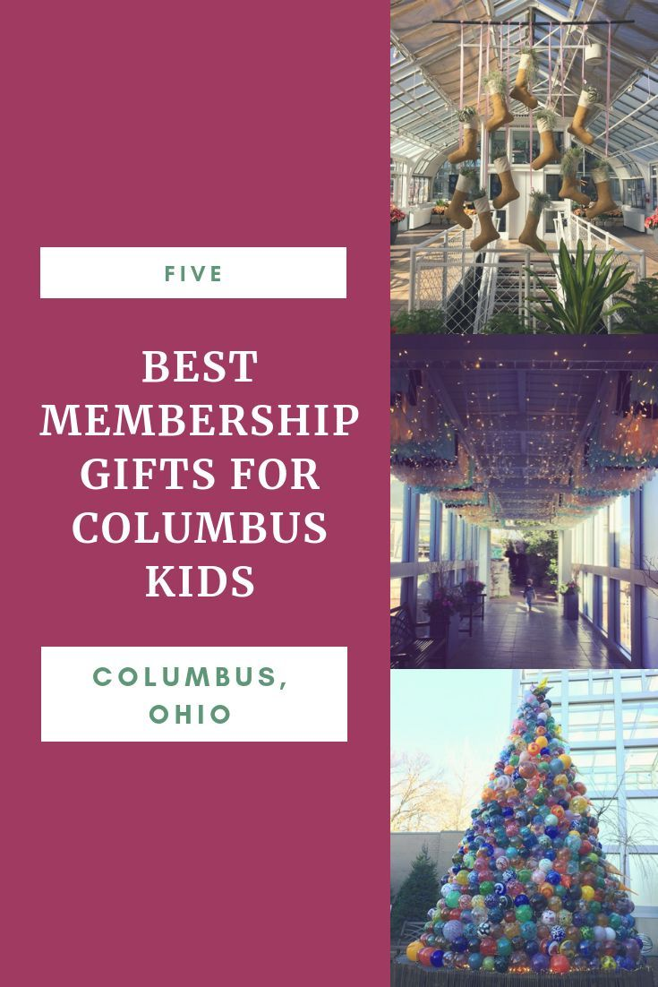Looking To Give The Gift Of Experience This Holiday Season These Are The 5 Best Columbus Memberships To Gift Y Experience Gifts Winter Fun Holidays And Events