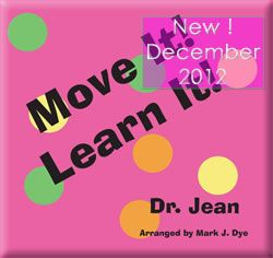 A tidy up song. Dr. Jean's Showcase - CD Downloads