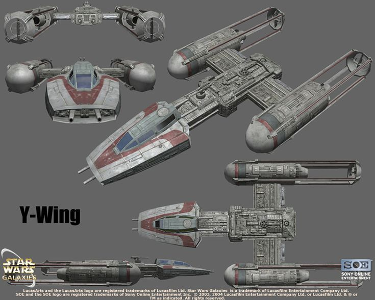 images about ywing on, schematic