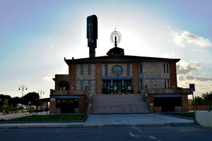 Santuario della Madonna Greca Isola di Capo Rizzuto www.casevacanze-caporizzuto.com