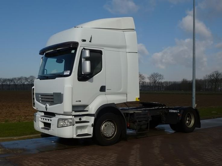 For sale: Used and second hand - Tractor unit RENAULT PREMIUM 440