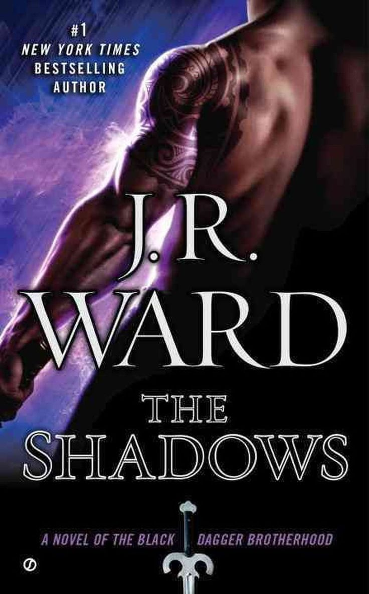 The Shadows: A Novel of the Black Dagger Brotherhood by J.R. Ward (English) Mass
