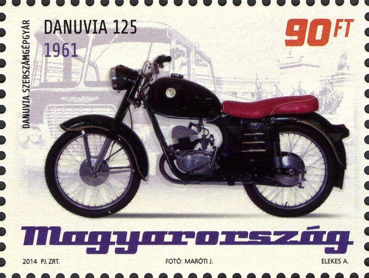 Danuvia 125 1961