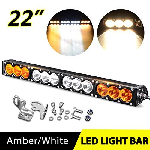 20 best light bars landscape lighting images on pinterest led 22 24 cree led offroad light bar combo amber white dual color aloadofball Choice Image