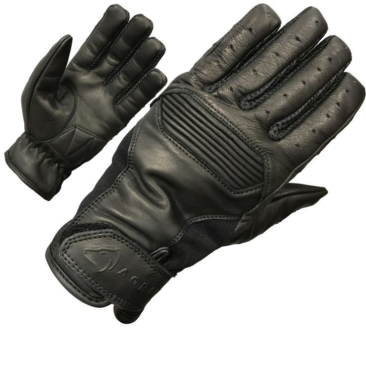 The Agrius Cool Summer Evo Leather Motorcycle Gloves are a fantastic pair of bike glove. They're excellent value for money, will keep your skin safe and they're so soft and flexible that they can fit nicely into a pocket while you're not using them. For their price, you'd be silly to not give them a go.