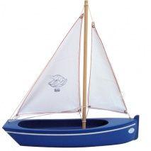 Barque plate 108 - Bleu