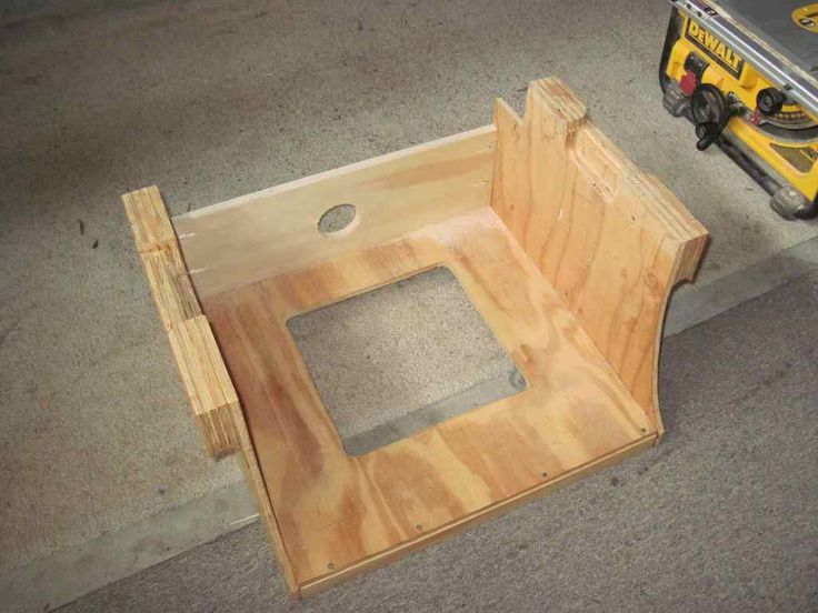 Dewalt table saw mounted to Paulk Workbench - Page 2 - Woodworking Talk - Woodworkers Forum