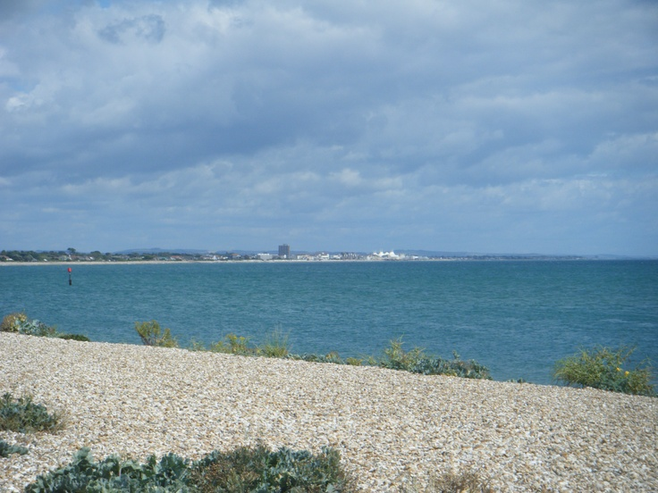 Pagham, South Coast, England