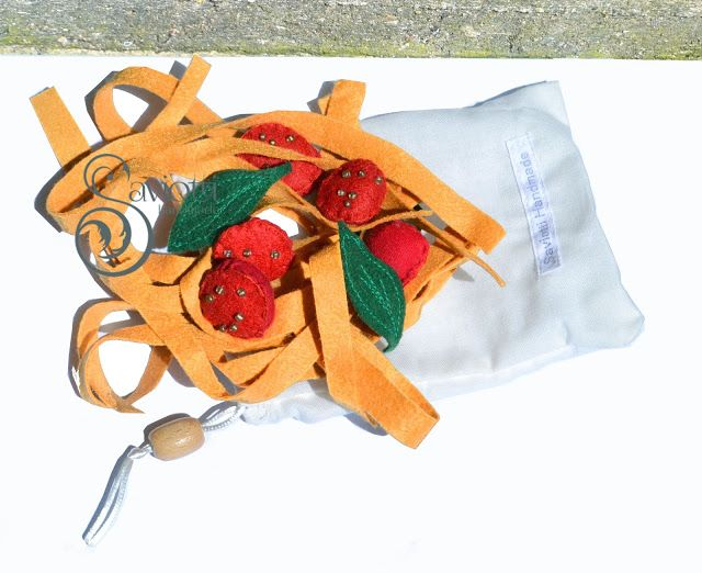 Saviotti Handmade: Pasta tagliatelle al sugo