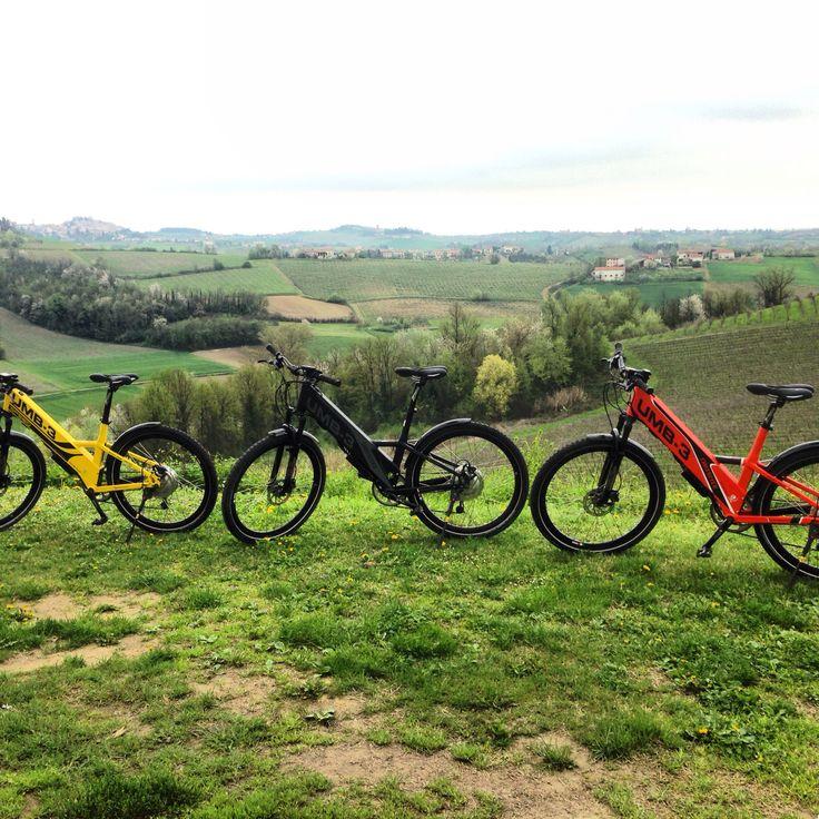 Escursioni in Electric Bike! Esplorare il territorio su due ruote e senza un minimo di fatica! Slow Experience!  www.monferratoexperience.it