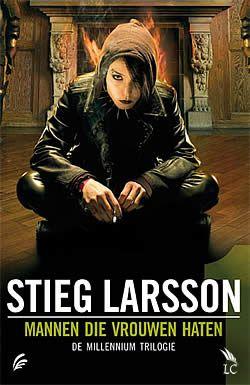 """Boek """"Mannen die vrouwen haten"""" van Stieg Larsson   ISBN: 9789056724054, verschenen: 2008, aantal paginas: 560 #thriller #thrillers #boek #boeken #stieglarsson #mannendievrouwenhaten"""