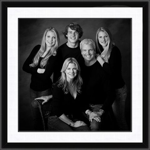 family studio portrait ideas - Google Search
