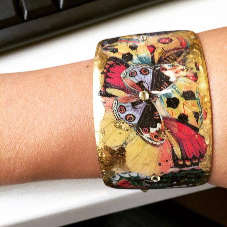 My lovely spring bracelet