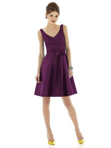 Alfred Sung D624 Bridesmaid Dress | Weddington Way