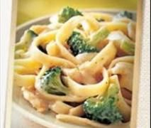 Clone of Yummy Chicken & Broccoli Fettuccine- tested and approved with a couple of changes.