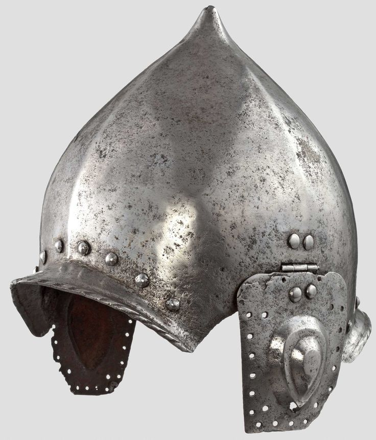 German Burgonet 1540