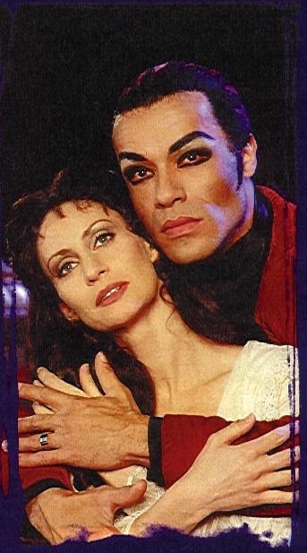 Musical Elisabeth  Pia Douwes en Stanley Burleson