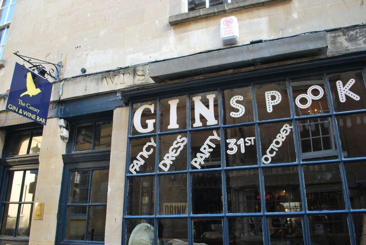 Gin Bar Bath