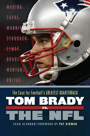 Tom Brady vs. the NFL: The Case for Football's Greatest Quarterback on our shelves now!  234 pages.  On our shelves now!