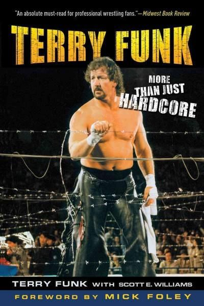 Hes been a fixture in professional wrestling for five decades. He helped introduce a hardcore wrestling style that you see in the WWE and Japan today. Hes made his mark in Hollywood. Hes Terry Funk, a